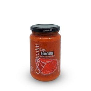 Casa Rinaldi Bolognese Sauce