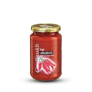 Casa Rinaldi Arrabbiata Sauce
