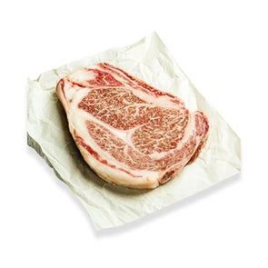A5 Japanese Olive Wagyu Ribeye Steak Cap On