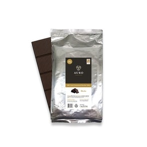 Auro 100% Cacao Unsweetened Chocolate Tablea Block