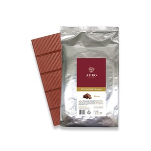 Auro 42% Milk Chocolate Classic Collection Block
