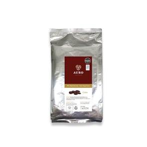 Auro 70% Dark Chocolate Saloy Single Estate Reserve Collection Coins
