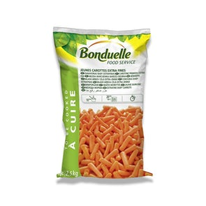 Bonduelle Extra Fine Baby Carrots (Frozen)