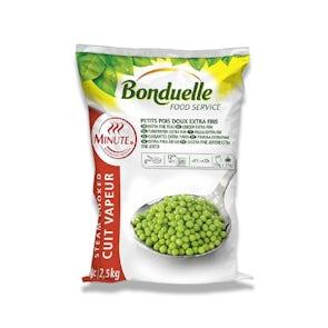Bonduelle Green Peas Garden Minute (Frozen)