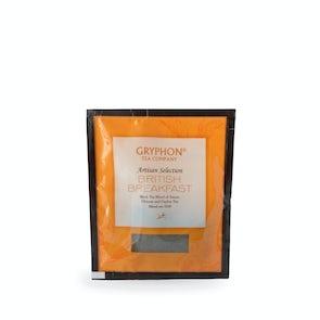 Gryphon British Breakfast Tea Bags 20s