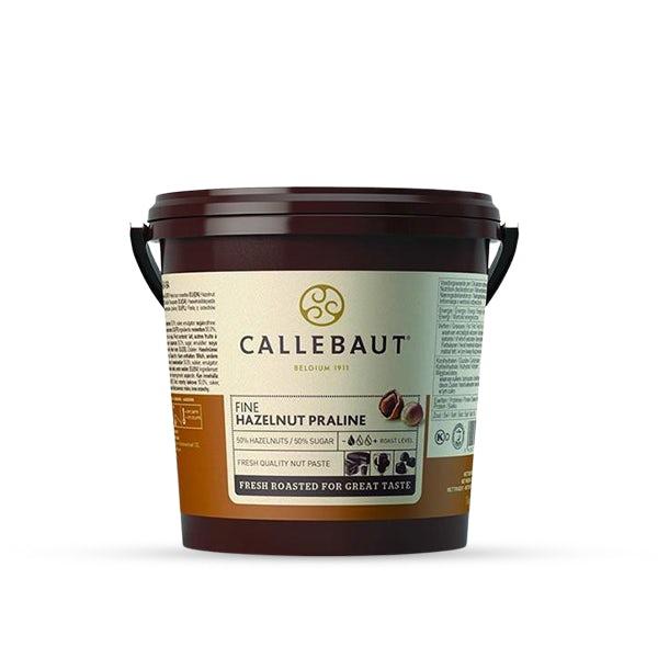 Picture 1 - Callebaut Hazelnut Praline Paste