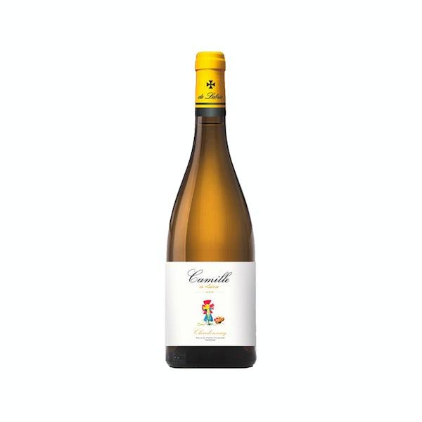 Picture 1 - Camille de Labrie Chardonnay 2019, Vin de France
