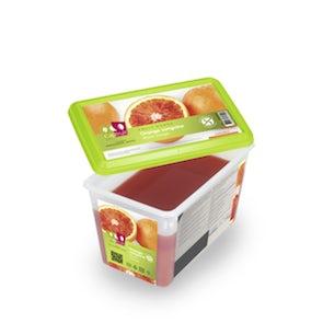 Capfruit Blood Orange Frozen Fruit Puree