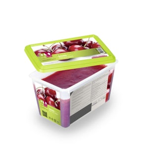 Capfruit Cherry sour Frozen Fruit Puree