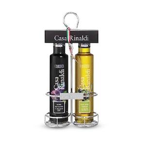 Casa Rinaldi Extra Virgin Olive Oil & Balsamic Vinegar Set