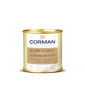 Corman Liquid Butter 99.9% Fat in Tins