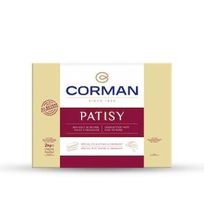 Corman Patisy Butter Blend Sheet (Pastry & Croissant)