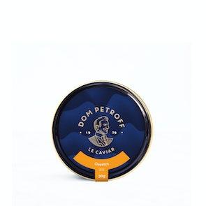 Dom Petroff Imperial Ossetra Caviar