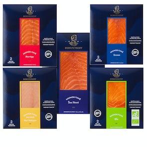 Dom Petroff Smoked Salmon