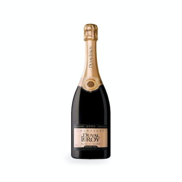 Picture 1 - Duval-Leroy Blanc de Blancs Millésime Prestige Brut Champagne Grand Cru