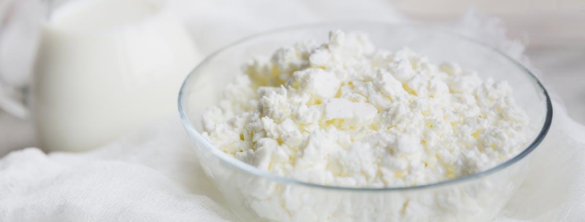 Lat Bri fresh ricotta cheese
