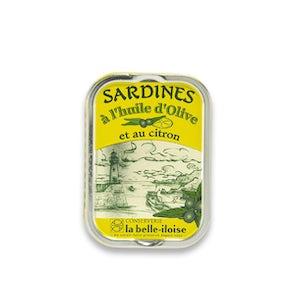 La Belle - Iloise Boneless Sardines With Olive Oil And Lemon