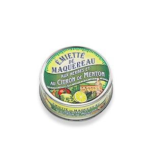 La Belle - Iloise Flaked Mackerel With Herbs And Menton Lemon