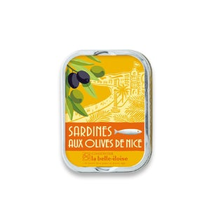 La Belle - Iloise Sardines With Olives From Nice