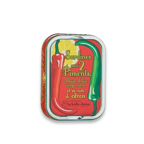 La Belle - Iloise Sardines With Two Chillies And A Hint Of Lemon