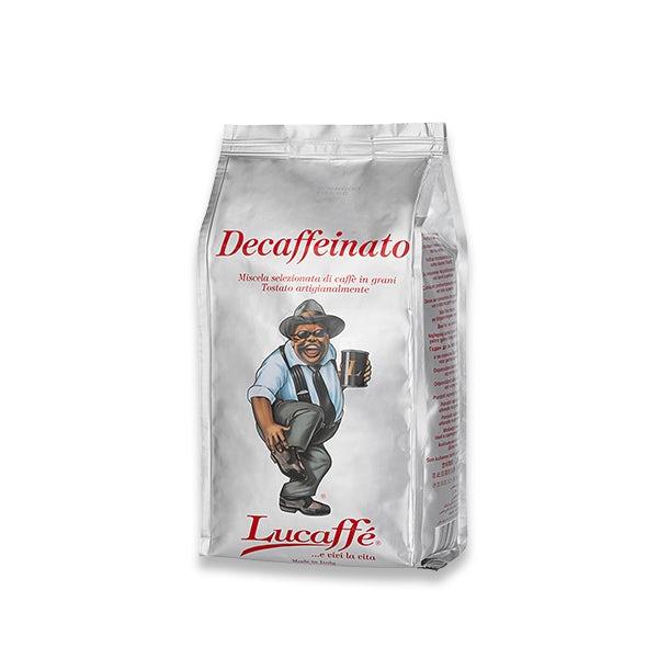 Picture 1 - Lucaffe Decaffeineto Whole Bean Coffee
