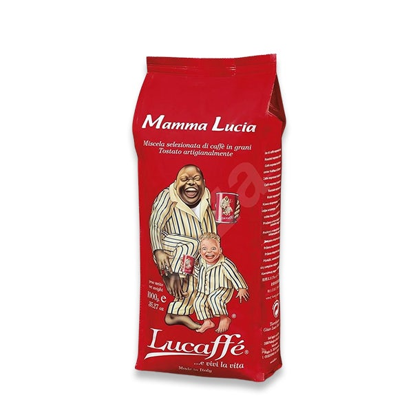 Picture 1 - Lucaffe Mamma Lucia Whole Bean Coffee