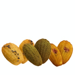Limited Edition Madeleines by Mlle. M Bakes