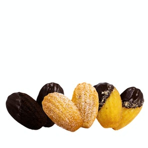 Classic Madeleines by Mlle. M Bakes