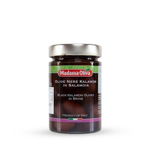 Madama Oliva Black Kalamon Olives