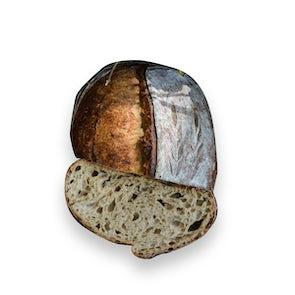 Naked Bakery Not-so-Dark Rye Bread