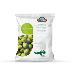 Pasfrost Brussels Sprouts (Frozen)