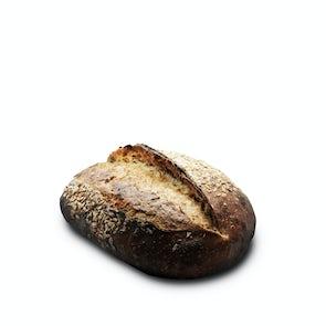 Pinipig Bread by Panaderya Toyo