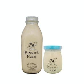 Pinkie's Farm Mango Milk