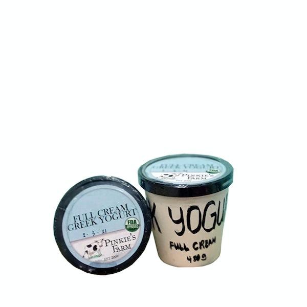 Picture 2 - Pinkie's Farm Full Cream Greek Yogurt