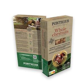 Ponthier Chestnut Sous Vide