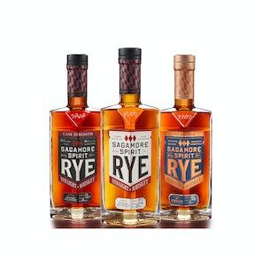 Sagamore Whiskey Collection