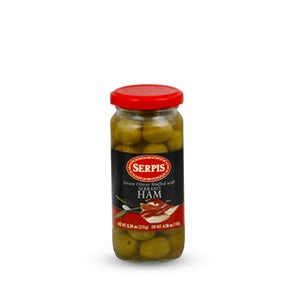 Serpis Green Olives Stuffed With Jamón Serrano