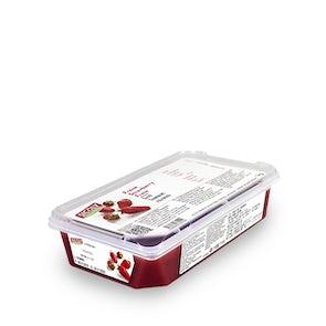 Sicoly Sweetened Strawberry Puree Frozen Fruit Puree
