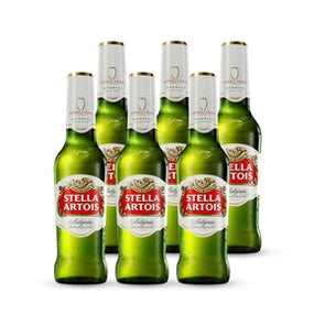 Stella Artois Belgian Lager Beer