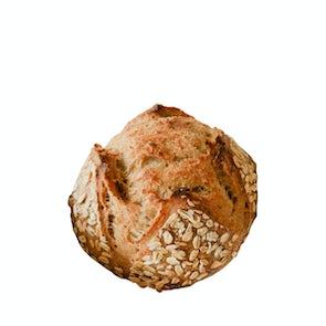 TPK&B Whole Wheat & Oats Sourdough Bread