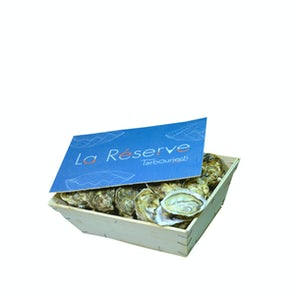 Air-flown Live Tarbouriech Oysters Reserve