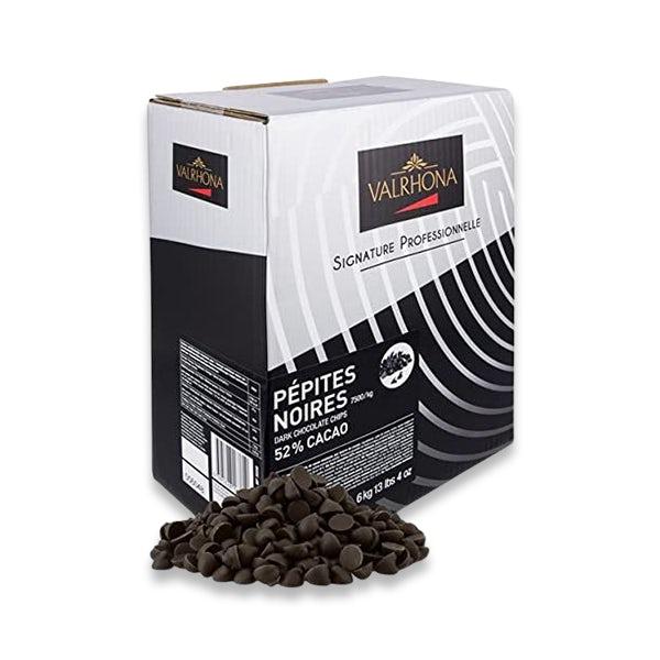 Picture 1 - Valrhona Dark Choco Drops 52%