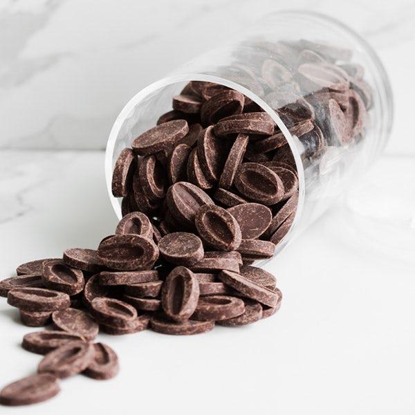 Picture 2 - Valrhona Dark Equatoriale 55% Beans