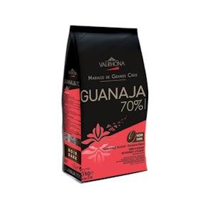 Valrhona Grand Cru Dark Guanaja 70% Beans