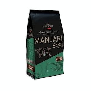 Valrhona Grand Cru Dark Manjari 64% Beans