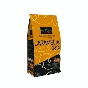 Valrhona Milk Caramelia 36% Beans