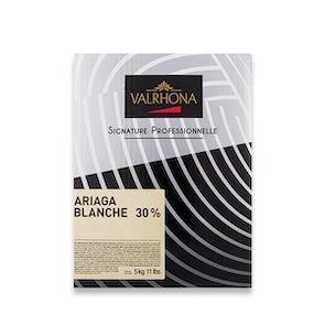 Valrhona White Ariaga 30%