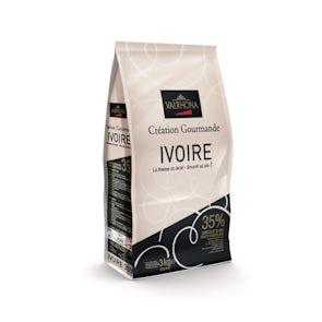 Valrhona White Ivoire 35% Beans