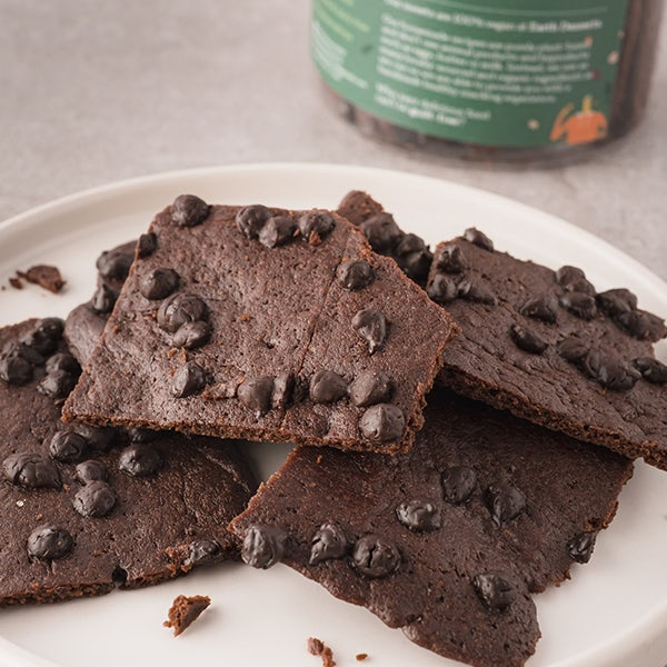Picture 3 - Vegan Brownie Brittle by Earth Desserts