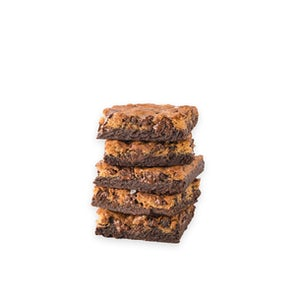 Vegan Brownie-Cookie Fusion (BCF) by Earth Desserts